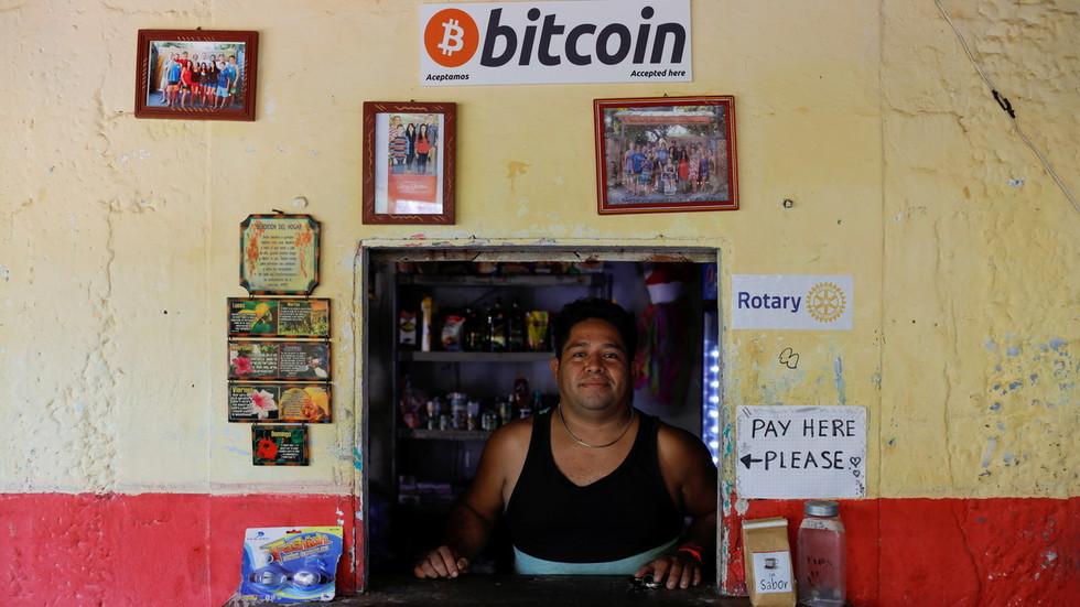 Bitcoin rallies after El Salvador adopts the crypto as legal tender