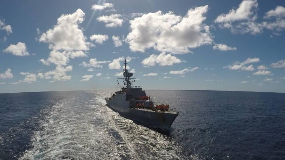 USA sehen iranische Präsenz im Atlantik als Bedrohung