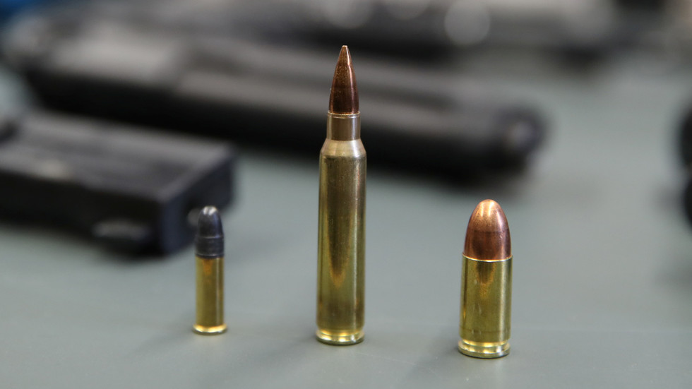 Armed assailants in Mexico hijack US-bound trucks carrying 7 million rounds of ammunition