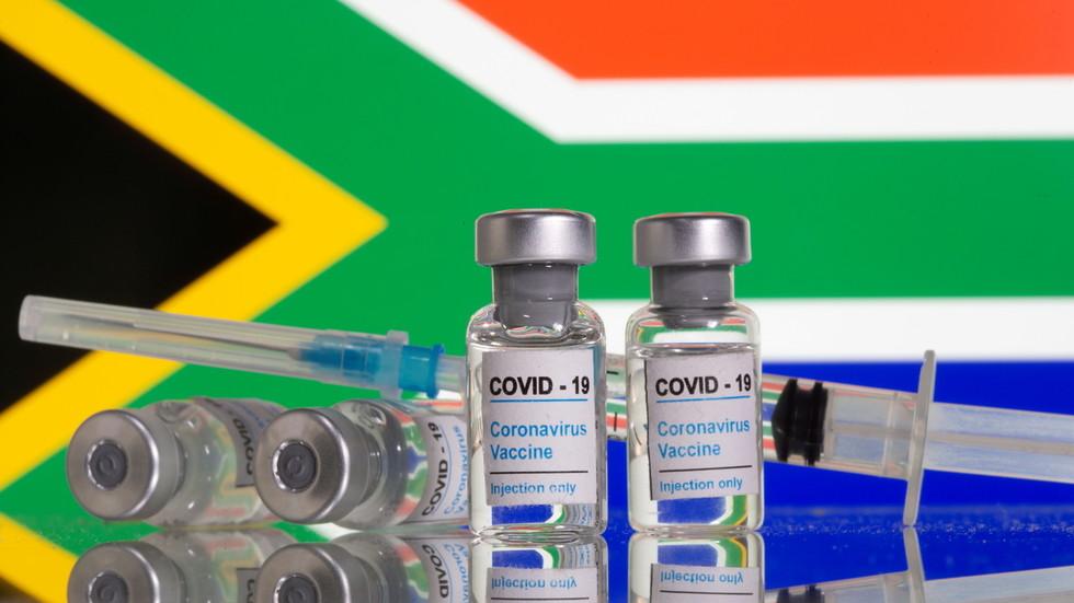 Südafrikanischen Gesundheitsbehörden haben satte 2 Millionen Dosen des Impfstoffs Covid-19 von Johnson & Johnson weggeworfen