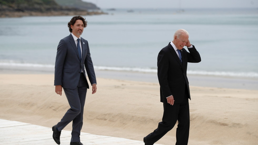 No border deal: Trudeau and Biden meet, but make no progress on removing US-Canada travel restrictions