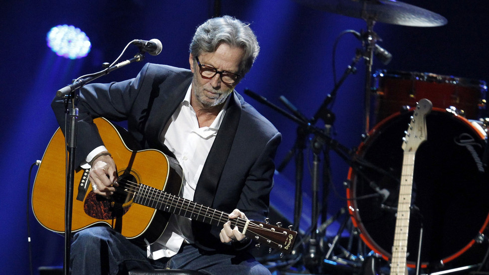 Musician Eric Clapton attacked for revealing his own Covid-19 vaccine side effects, concerns for kids