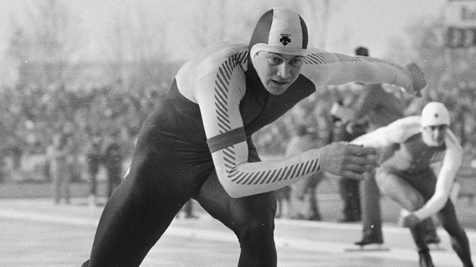 'Rest in peace, big man': Six-time world speed skating champion Igor 'Bear' Zhelezovsky dies after contracting Covid-19
