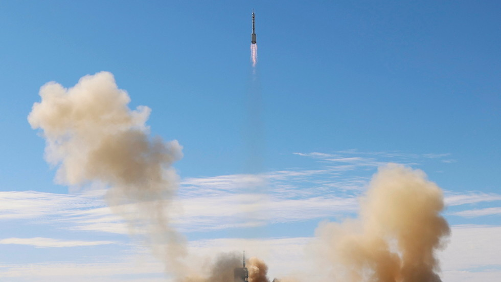 China launches crewed Shenzhou-12 mission to test core component of its future space station
