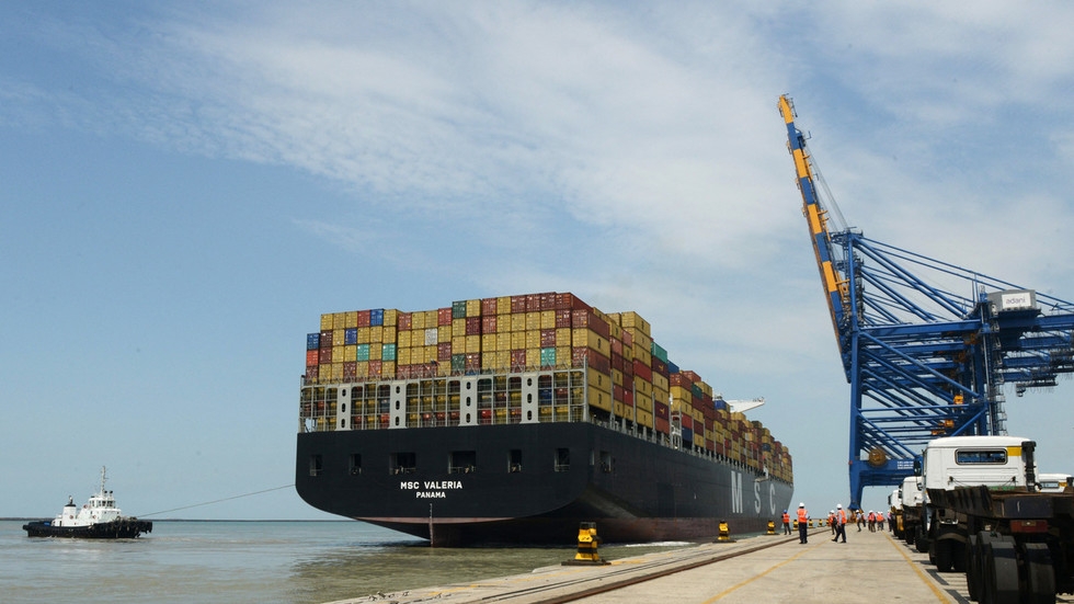 India's exports & imports continue to boom in post-Covid economic recovery