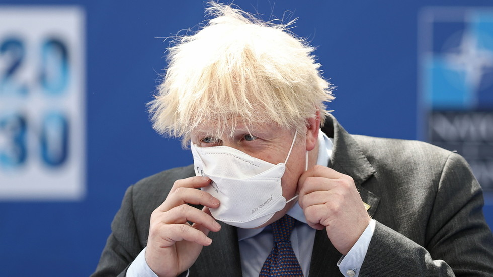 Britain's Covid restrictions go on and on, but time is running out for BoJo as he feels the heat from his own party