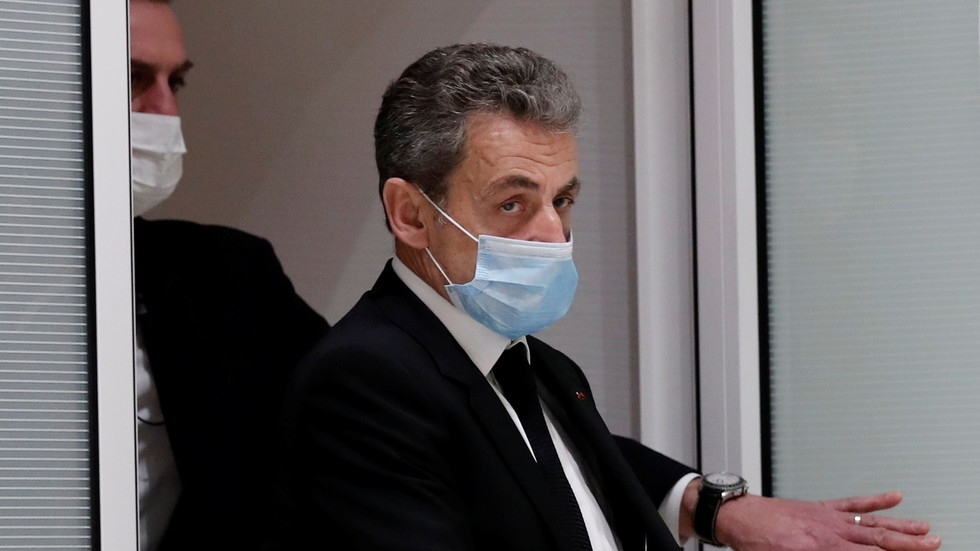 French prosecutors seek 6-month prison term for ex-President Sarkozy in campaign finance trial