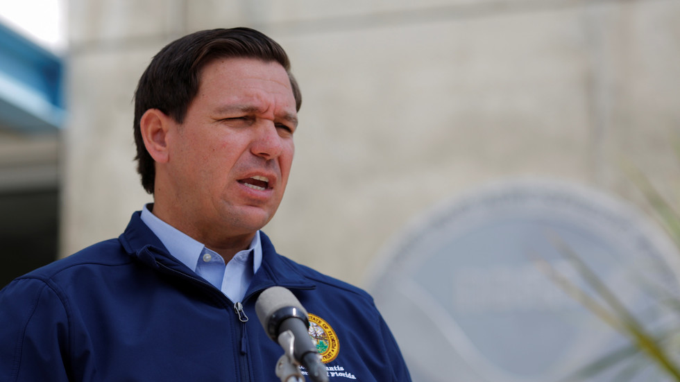Florida governor pardons citizens facing fines for breaking Covid-19 restrictions