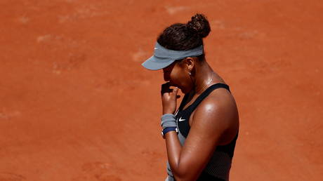 Naomi Osaka has withdrawn from this year's French Open. © Reuters