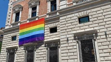 US Embassy to the Holy See in Vatican City, June 1, 2021