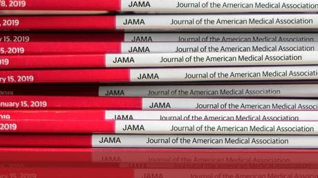 © Journal of the American Medical Association/ Facebook