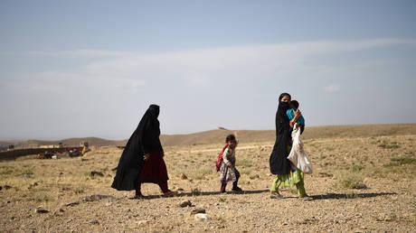 FILE PHOTO. Afghanistan. © AFP / Wakil Kohsar