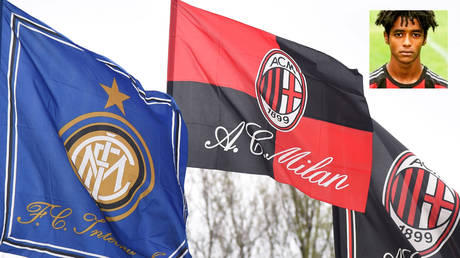 AC and Inter Milan have paid tribute to Seid Visin © Daniele Mascolo / Reuters | © Instagram / max_perrone73