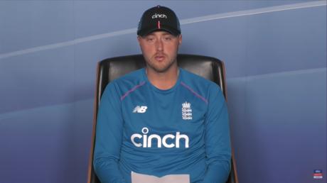 Screenshot © YouTube / Sky Sports Cricket
