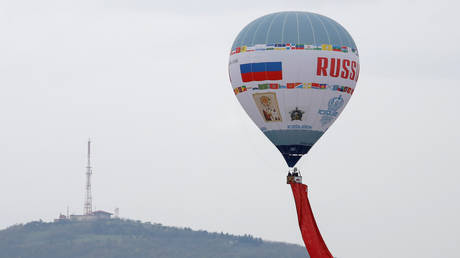 Russia will 'significantly' boost share of global helium market – Putin