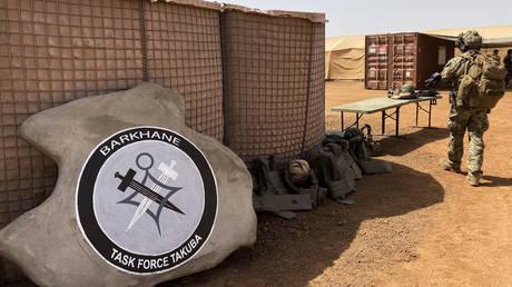 A military base in Mali hosting Operation Barkhane troops. © AFP / Daphne Benoit