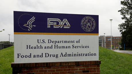 The US Food and Drug Administration (FDA) headquarters in White Oak, Maryland, (August 29, 2020 file photo).