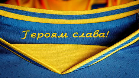Ukraine doubles down: National soccer association votes to give official status to UEFA-banned slogan of WW2 Nazi collaborators