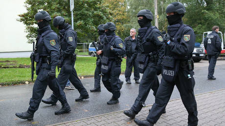 'Unacceptable misconduct': Elite German police force dissolved after investigation into sharing of neo-Nazi content