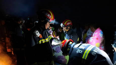 Chinese official 'plunges to his death' as investigation into ultramarathon tragedy intensifies