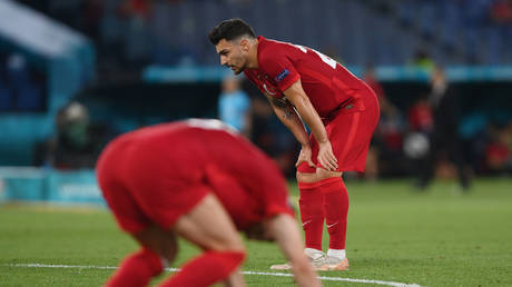 'They're even darker horses now': Turkey roasted online after stuffing by Italy in Euro 2020 opener