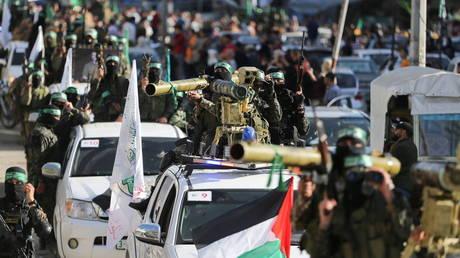 Don't you dare compare us to US aggression & Israeli crimes, Hamas tells Ilhan Omar