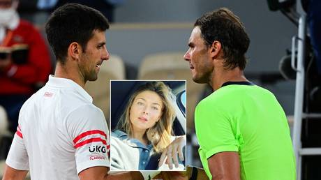 Sharapova 'in awe' as Djokovic downs Nadal in French Open classic – and fans are allowed to defy Covid curfew to see conclusion