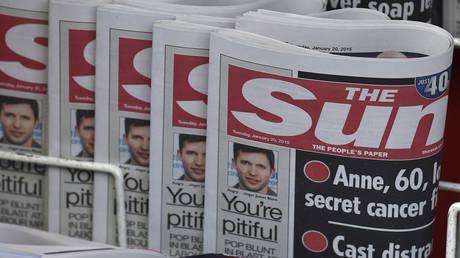 'Still overvalued': Pundits take shots at The Sun after Murdoch lists cash-hemorrhaging tabloid as worthless asset