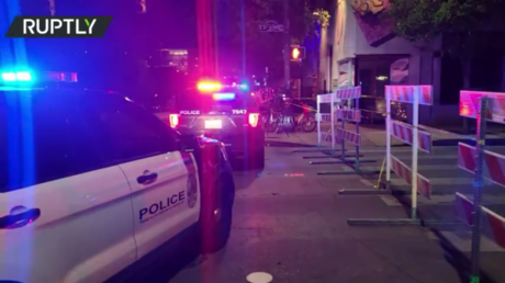 At least 13 injured in mass-shooting incident in Austin, Texas (VIDEO)