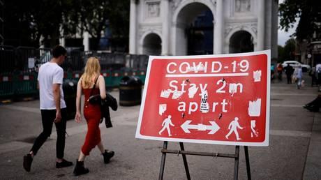 FILE PHOTO. LONDON, UNITED KINGDOM. © AFP / TOLGA AKMEN.