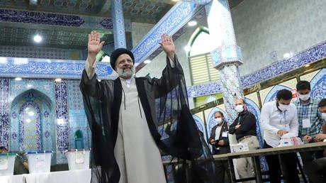 Hardliner Raisi wins Iran's presidential election - rt