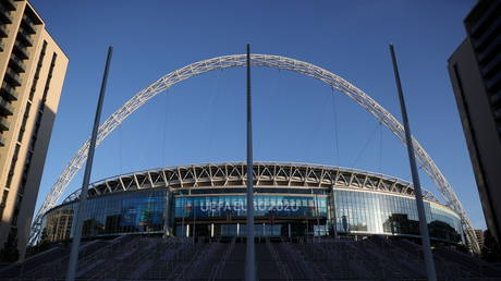 Wembley will have more people for the latter stages of Euro 2020 © Carl Recine / Reuters
