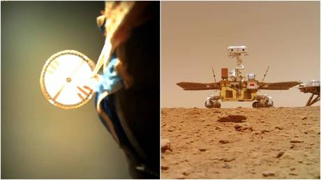 © China National Space Administration (CNSA)