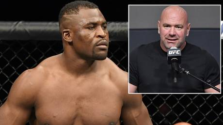 'This dude is so full of sh*t': UFC boss White slams Francis Ngannou's agent after announcing interim UFC heavyweight title bout