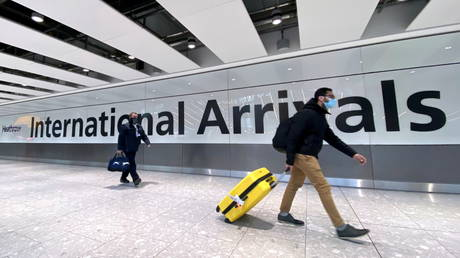 Britons riled as foreign business leaders exempt from Covid quarantine if trip brings 'significant economic benefit' to UK