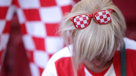 SCANDAL: Croatia's Euro 2020 jerseys sported NAZI pattern and 'nobody noticed' until loss to Spain