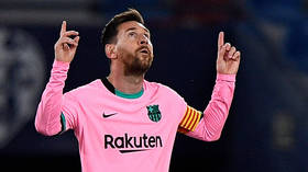 No more Messing: Barcelona star Lionel Messi 'ACCEPTS two-year deal' to remain at Camp Nou giants – reports