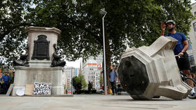 Historical statue topplers finally meet their match in ongoing culture war, defeated by befuddling British bureaucracy