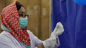 Pakistani province strips government employees of pay if they refuse to have Covid vaccine