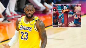 Looney Tunes ahead of Team USA? LeBron says he's focusing on new 'Space Jam' movie instead of Olympics this summer