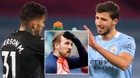 'Are you having a laugh?' Fans claim Kane was robbed, taunt Man. City as Ruben Dias wins Premier League Player of the Season award