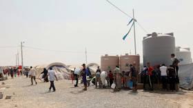 Turkey 'strikes' Iraqi refugee camp that Erdogan threatened to target, Kurds say civilians killed – reports