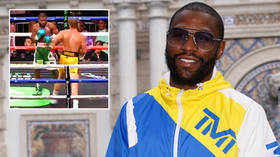 'I was surprised': Mayweather hails Paul as YouTuber goes distance in boxing bout before claiming he could win rematch (VIDEO)