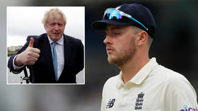 UK prime minister Boris Johnson wades in to back England star Robinson after cricketer is canceled for racist and sexist tweets