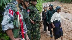 UN condemns Myanmar military for displacing 100,000 citizens with 'indiscriminate attacks'