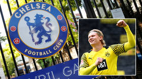 Football wonderkid Erling Haaland wants to join Champions League winners Chelsea and is willing to wait for transfer – report