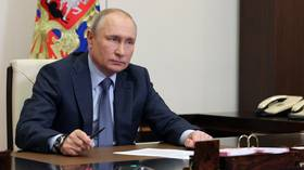 Love thy neighbor? Putin says religious values of 'mercy' & support for vulnerable underpin Russian civilization through history