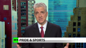 Pro sports boosting Pride amid ratings free fall (Full show)