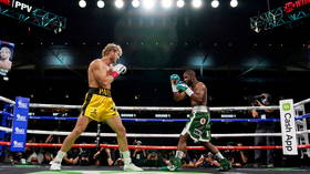 Criticism is futile – keeping the cash cow of celebrity boxing matches moving was all that mattered when Mayweather fought Paul