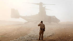 Pentagon says US exit from Afghanistan halfway done, but won't give 'specifics' on progress going forward